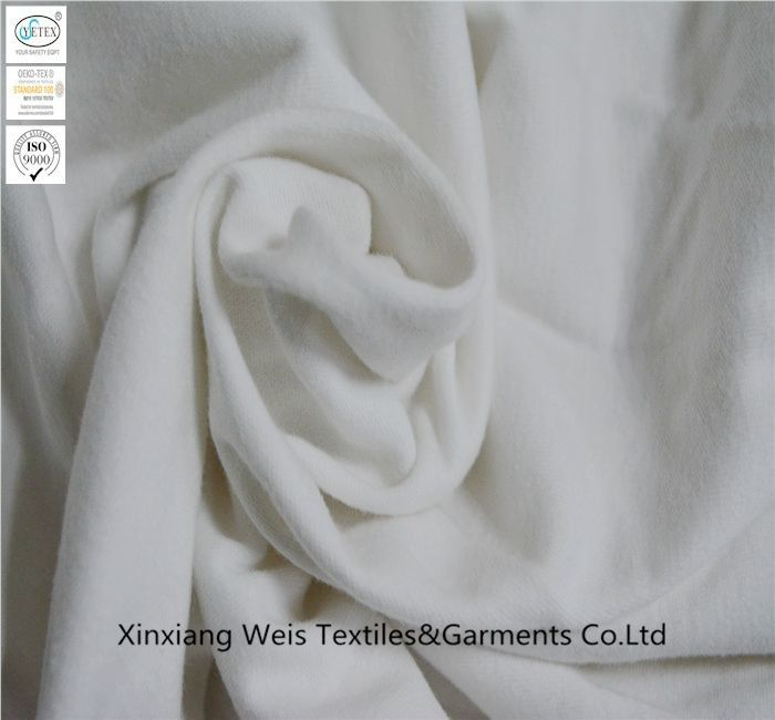 Knitted Interlock Fire Retardant Material For Clothing Protective Shirt En11612